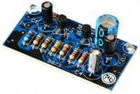 RAKENNUSSARJA: Pre-amplifier 10Hz-150kHz