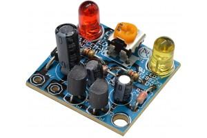 Koukku stepperi moottori Arduino