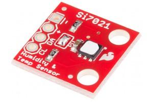 SparkFun Humidity and Temperature Sensor Breakout - Si7021