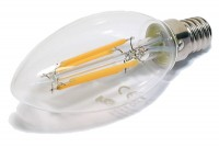 LED FILAMENT LAMP E14 4,8W