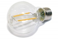 LED FILAMENT LAMP E27 230VAC 5,1W