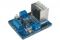 L298 H-Bridge Motor Driver Board