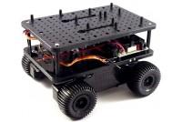Initio 4WD Robot Platform by 4tronix