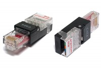 RJ45 CAT6 UTP CONNECTOR PAIR