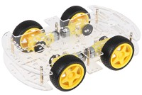 Joy-IT 4WD Robot Car Kit for Arduino