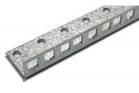 OUTSALE WALL MOUNT RACK BAR 12U