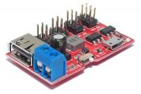 USB DC/DC-CONVERTER 5V / 1,8V/3,3V/5V/9V/12V