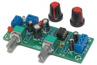 ACTIVE LOW PASS FILTER 22-300Hz 12V