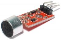 MICROFONE AMPLIFIER MODULE (MAX9812)