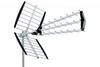 Triax UHF TEHOANTENNI DIGI-LÄHETYSTEN VASTAANOTTOON (LTE)