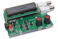 SIGNAL GENERATOR WITH LCD DISPLAY