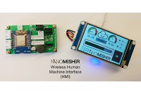 Nanomesher Wireless Human Machine Interface