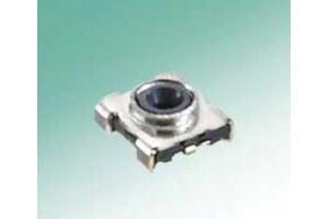 RF testiliitin / kytkin 1,8x1,8mm h 0,85mm