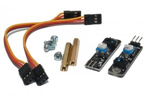 4tronix Robo:Bit Mk2 LINE FOLLOWING SENSOR KIT