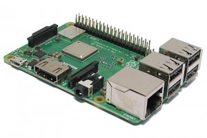Raspberry Pi 3 Model B+ 64-bit QuadCore+1GB