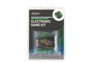 Kitronik Retail Pack - Electronic Game Kit