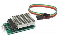 8x8 LED MATRIX MODULE (MAX7219)