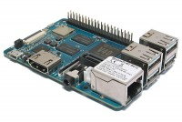 Banana Pi M2 Berry MINI-PC 1GB +SATA+WIFI+Bt