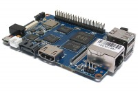Banana Pi M2 Ultra MINI-PC 2GB +SATA+WIFI+Bt.