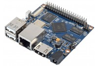 Banana Pi M2+ MINI-PC 1GB +WIFI+Bt.