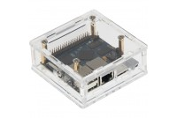 BANANA PI M2+ ENCLOSURE TRANSPARENT