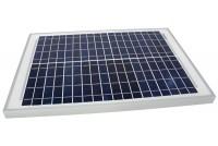 SOLAR PANEL 20W 505x353x25mm