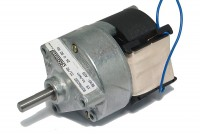 BIG AC-MOTOR 24V 50Hz 15RPM