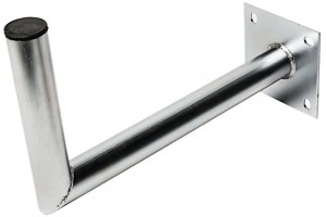 ANTENNA WALL-MOUNT ANGLED 45cm