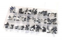 Electrolytic Capacitor Assortment