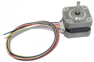 STEPPER MOTOR 42MM 0,54A 11,2ohm 1,8ast
