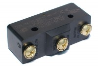 MICRO SWITCH SPDT 15A 250VAC