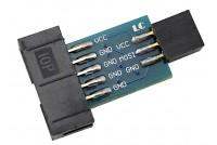 ATMEL AVRISP USBASP STK500 Adapter