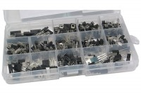 SEMICONDUCTOR ASSORTMENT 370-PCS