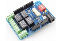 ARDUINO SHIELD Relay Shield v1.1