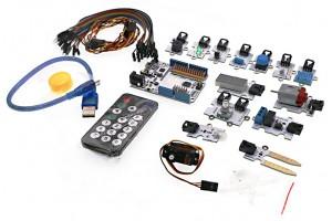 ElecFreaks Arduino ALOITUSSARJA (aloittelijalle)