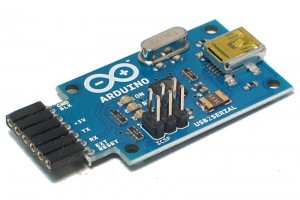 Arduino USB2 Serial Converter