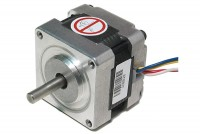 STEPPER MOTOR 39MM BIPOLAR 12V 0,4A