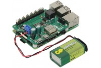 Joy-IT RASPBERRY PI UPS HAT