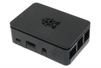 RASPBERRY PI 3B/B+ ENCLOSURE BLACK