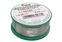 LEAD-FREE SOLDER WIRE 0,5mm 100g