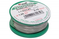 LEAD-FREE SOLDER WIRE 1,0mm 100g