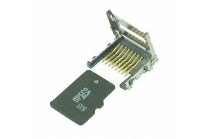Micro SD Card Socket Hinge