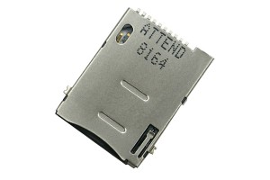 SIM Card Socket Push-Push