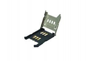 SIM Card Socket Hinge, Metal