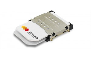 SIM Card Socket Dual type