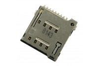 Micro SIM Card Socket Push-Push