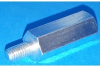 STEEL SPACER SCREW M4 20mm