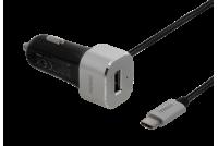 AUTOLATURI USB-LAITTEELLE 5,4A 5V