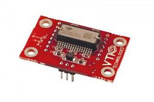1D gyro 3D Accelerometer/RoHS/300/s/6G p