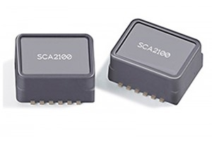 SCA2100-D02 2-AXIS HIGH PERFORMANCE ACCELEROMETER WITH DIGITAL SPI INTERFACE